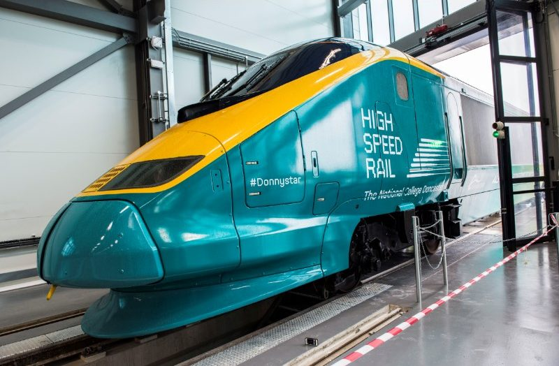 High Speed Rail and Infrastructure Foundation Degree
